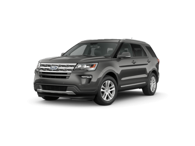 New 2019 Ford Explorer XLT in Wayne NJ